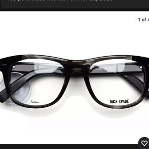 Women's Jack Spade Eyeglasses Frames